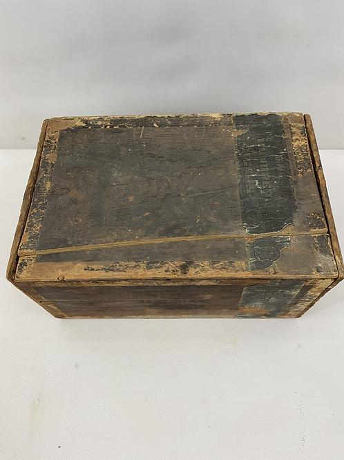 1901 Delmar Cigar Box