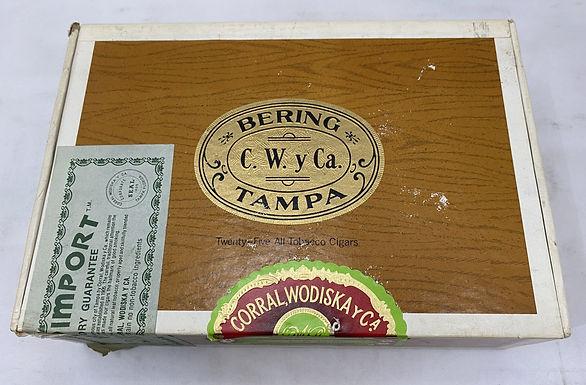 Bering Cigar Box
