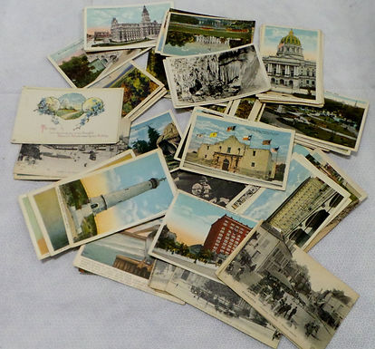 Lot Of Post Cards