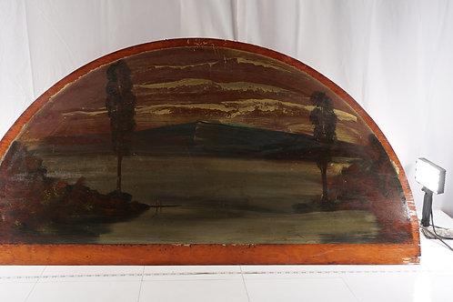 Backbar Painting On Wood
