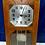 Thumbnail: Art Deco Oak Wall Clock