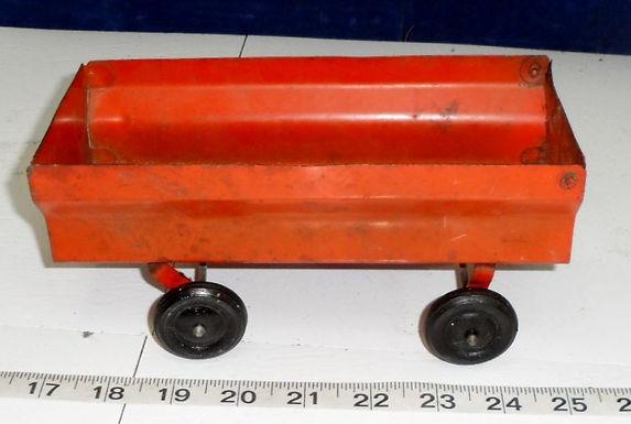 Tin Farm Trailer Toy