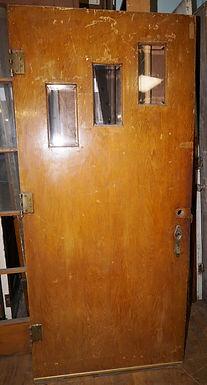 3 Lite Exterior Door