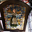 Thumbnail: Beer Maiden Stained Glass Window