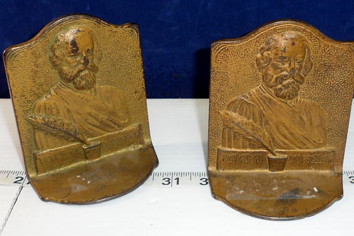 Bookends Longfellow