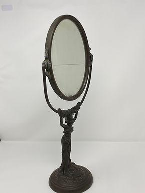 Art Nouveau Mirror Ca 1900