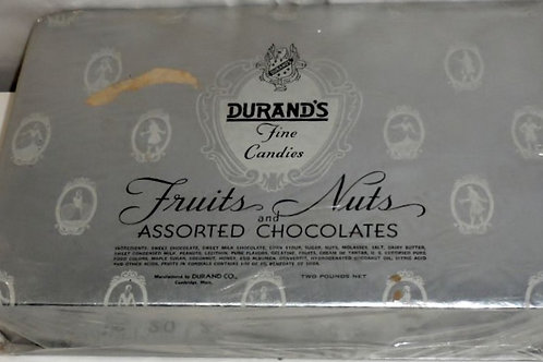 """""""Durand's"""" Candy Box"""