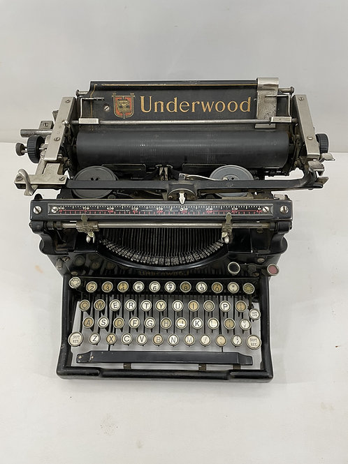 1919 Underwood Typewriter No 5