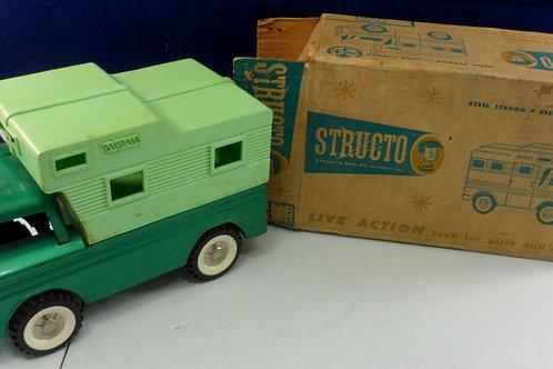 Structo Camper Toy