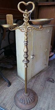 Brass Smoke Stand