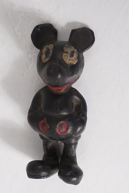 1930s Original Rubber Walt Disney Mickey Mouse