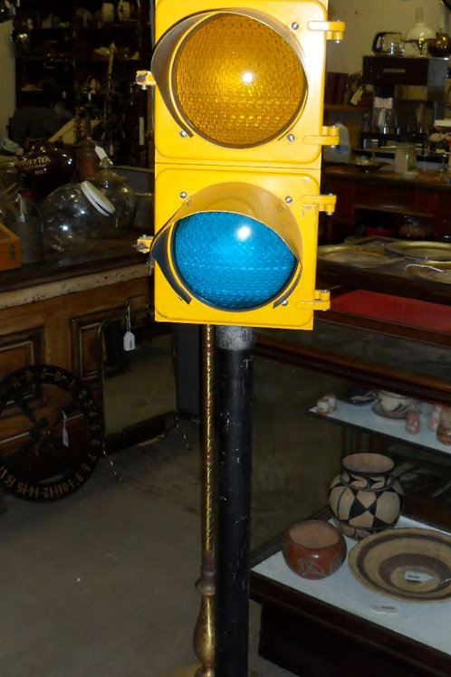 Traffic And Signal Lighting Poles