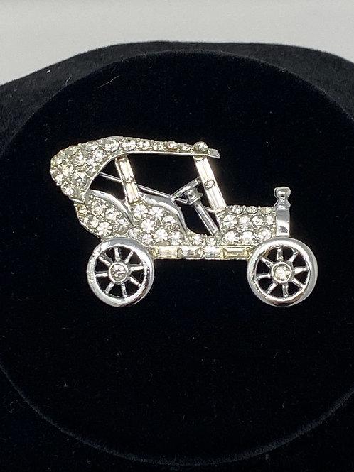 Vintage Model T Car Pin