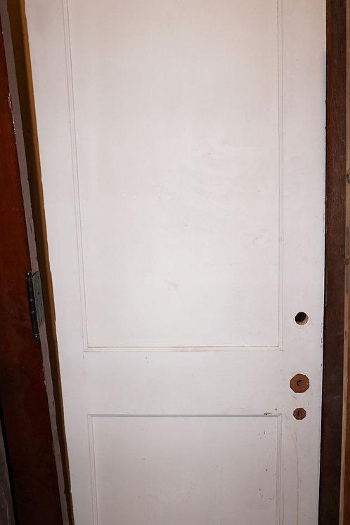 2- Panel Door