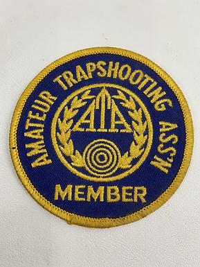 Amateur Trapshooting Assn Member Patch