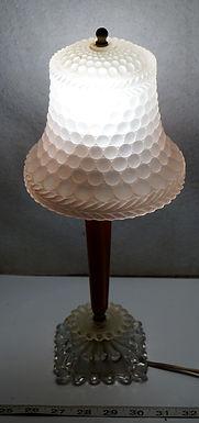 1940s Bakelite Table Lamp