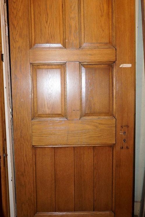 5-Panel Exterior Door