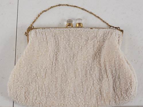 Early 1940s Beaded Handbag - Purse