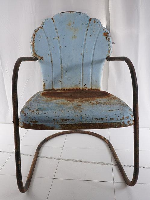 Metal Garden / Motel Chair