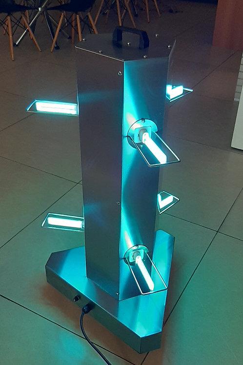 Esterilizador de ambientes  – 6 Lâmpadas