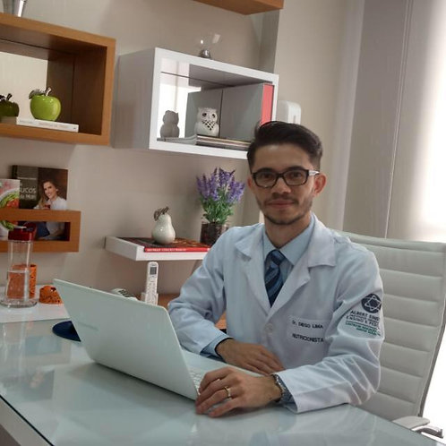 Consulta Nutricionista Diego Lima