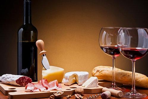 18/Out - Confraria de vinhos: Queijos e Vinhos, que tal?