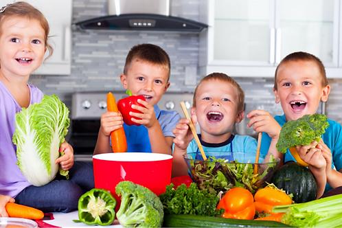 11/Nov - Atuação do Nutricionista em Escola  Infantil: Oficina de Ativ. lúdicas