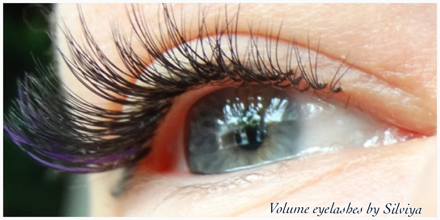 3-4D Volume Eyelashes