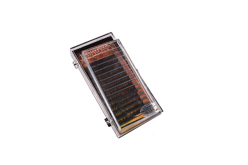 0.07 eyelash mink tray