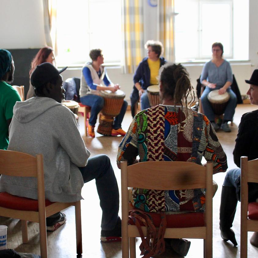 "Workshop ""Spiel die Djembe""  am Ammersee"