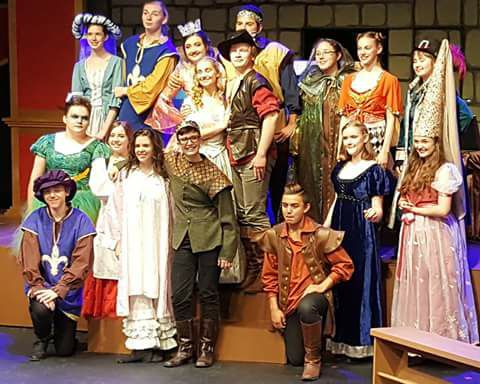 Once Upon a Mattress | SM