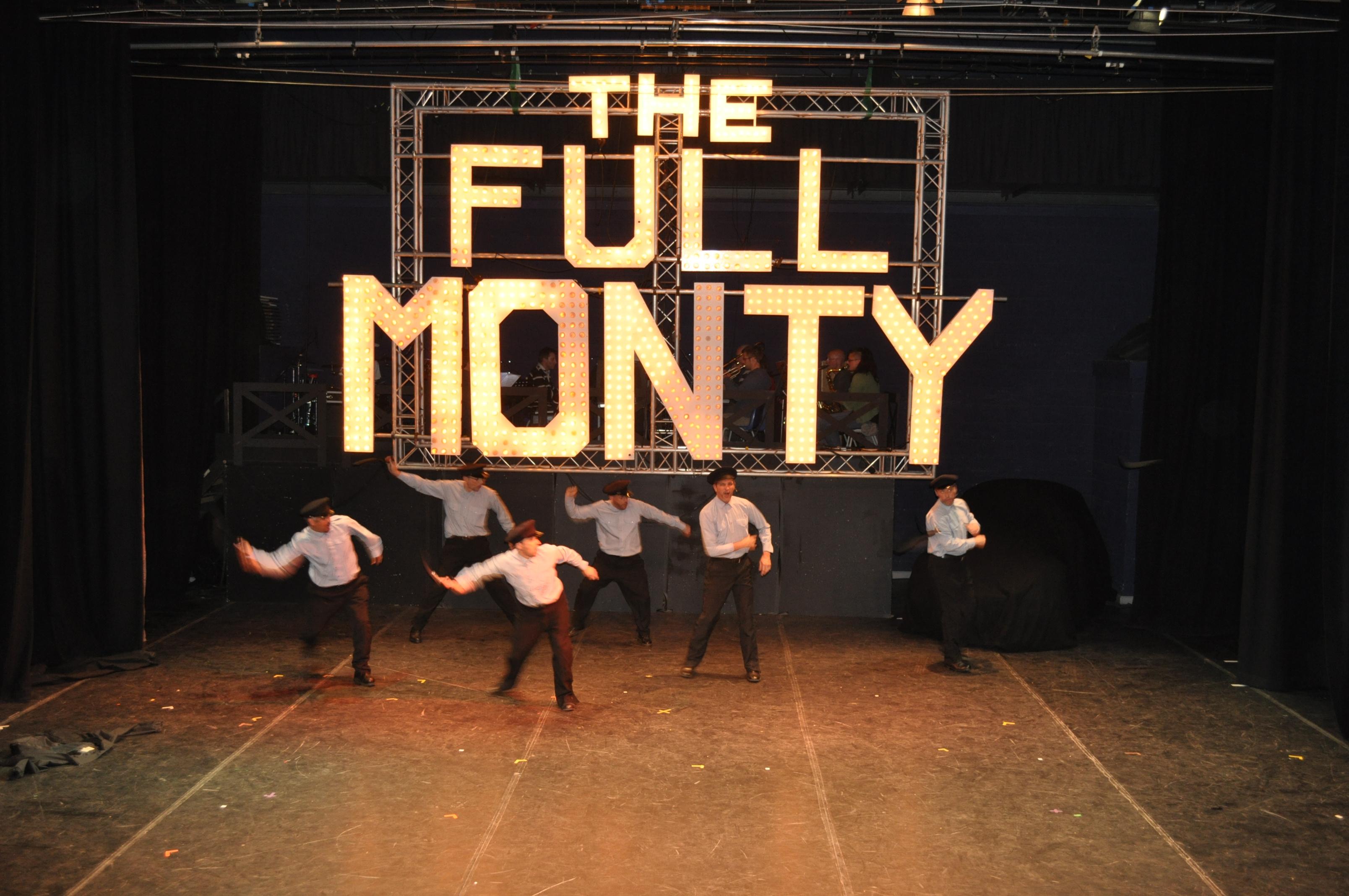 The Full Monty (2012)