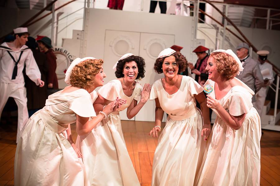 Anything Goes! (2014)