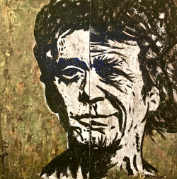 Lou Reed on Panel