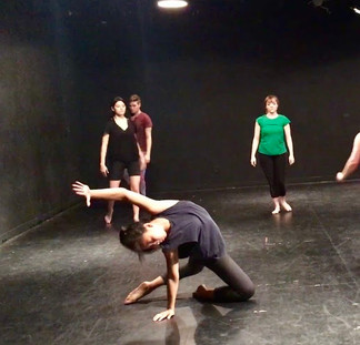Dance Nation Workshop