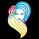 Roma Hair Salon Logo