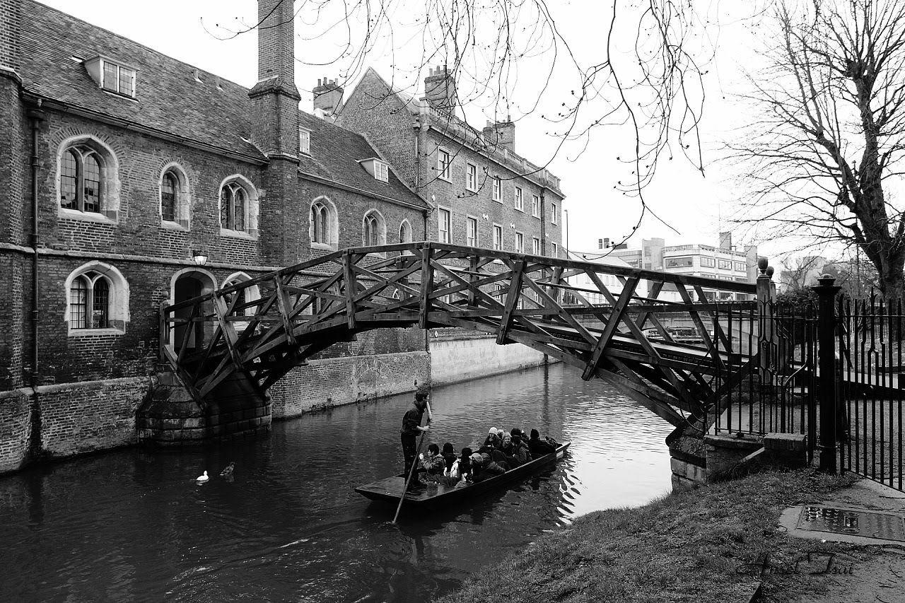 Oxford Mathematical Bridge
