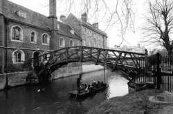 Oxford Mathematical Bridge