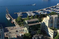 Ontario Lake, Toronto.
