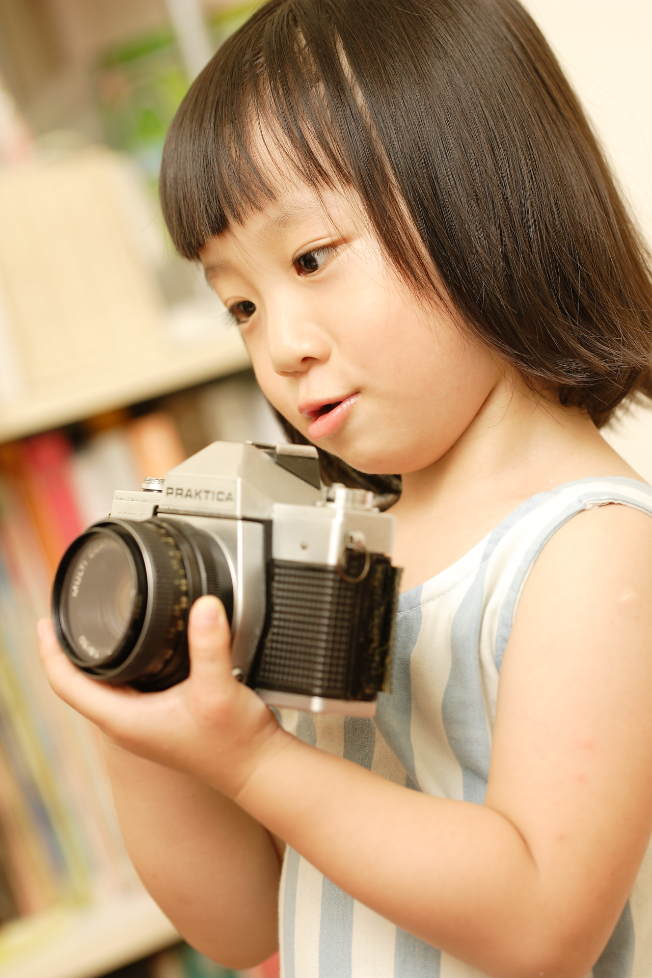 Camera Lady