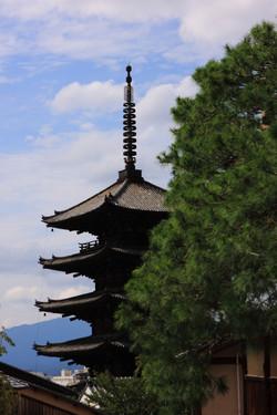 京都法觀寺