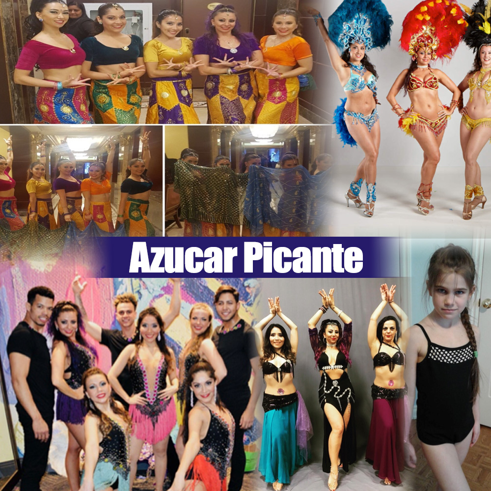Azucar Picante Dance Talent
