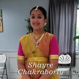 Shayre Chakraborty