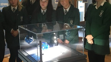 GCSE Art Pupils Visit Duncairn Arts Centre