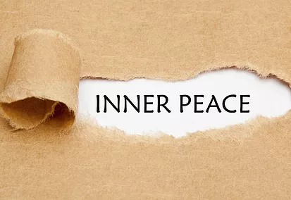 Getting to Inner Peace