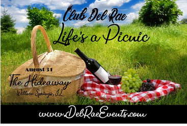Club Del Rae Life's a Picnic Labor Day Weekend!