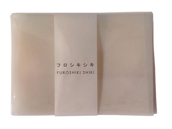 Furoshiki Shiki Tablet Sleeve Eggshell