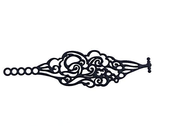 Batucada Tattoo Armband Clouds