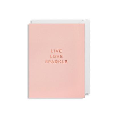 Minicards by Kelly Hyatt Live Love Sparkle