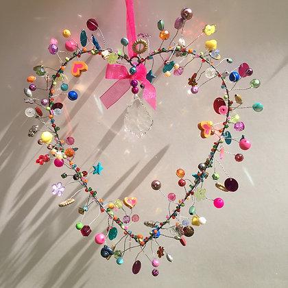 Funkel Multicolor Herz